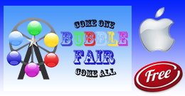 Bubble Fair iOS
