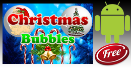 Christmas Bubbles Android