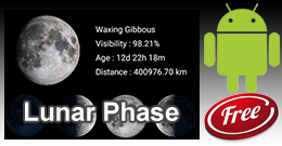 Moon Phases Android