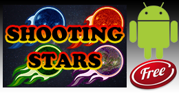 Shooting Stars Android