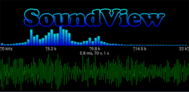 Sound View Android